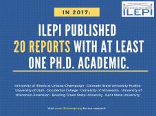 ILEPI Published Reports w PhDs